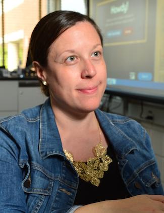 headshot photo of Sarah Lohnes Watulak