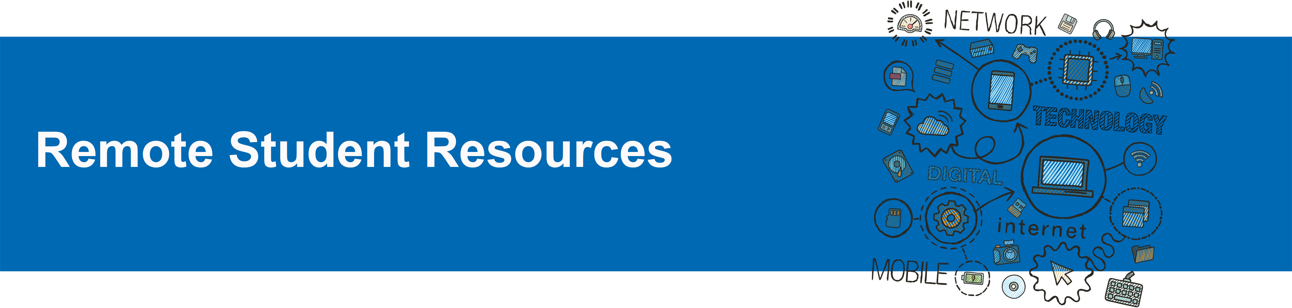 Remote Student Resources
