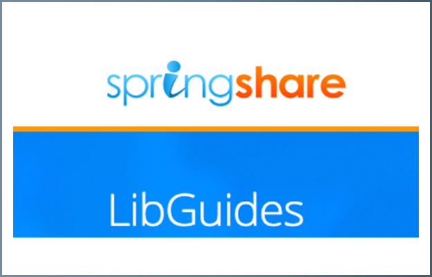 springshare LibGuides logo