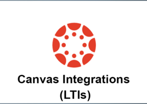 Canvas logo on white background with words Canvas Integrations