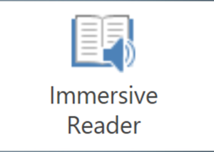Immersive Reader feature image