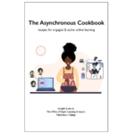 book cover of The Asynchronous Cookbook