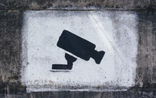 Surveilance camera.